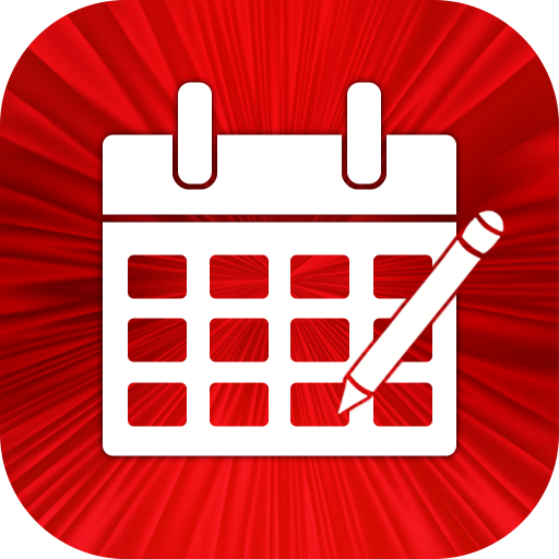 All-in-One Year Calendar for iPhone Icon
